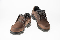 Safety shoes Royalty Free Stock Images