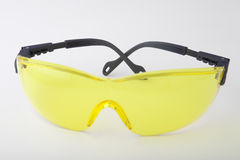 Safety or sport spectacles Royalty Free Stock Photos