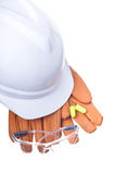 Safety tools Stock Photography
