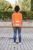 Safety vest Royalty Free Stock Images