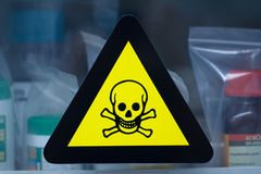Safety Warnings Royalty Free Stock Photos