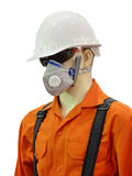 Safety wear Royalty Free Stock Images