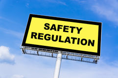 Safety in workplace concept Royalty Free Stock Photography