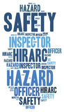Safety in workplace concept Stock Photography