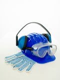 Safety workwear Stock Images
