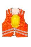 safetygear Fotografering för Bildbyråer