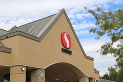 Safeway. In Coquitlam BC Canada Royalty Free Stock Images