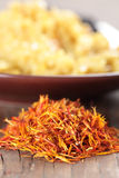 Safflower Royalty Free Stock Photo