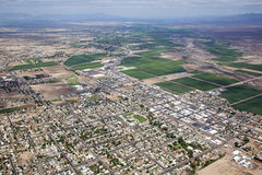 Safford, Arizona Stock Photo