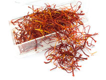 Saffron Royalty Free Stock Photo