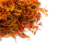 Saffron Royalty Free Stock Photos