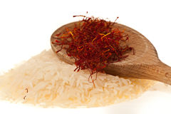 Saffron of L'Aquila Royalty Free Stock Image