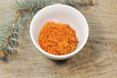 Saffron Stock Image