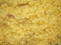 Saffron rice Stock Images