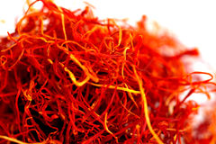 Saffron Spice Royalty Free Stock Image