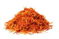 Saffron spice Royalty Free Stock Photos