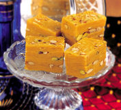 Saffron Sweet Stock Photos
