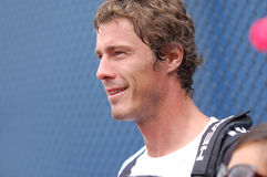 Safin Marat at Rogers Cup 2008 (25) Royalty Free Stock Photos