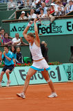 Safina Dinara at Roland Garros 2008 (117) Stock Photo