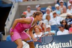 Safina Dinara at US Open 2008 (75) Royalty Free Stock Images