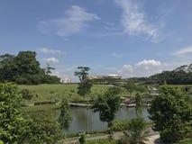 Safra at Punggol Waterway. Singapore Stock Image
