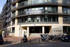 Safran S Un groupe Photographie stock libre de droits