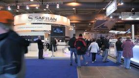 Safran SA company stock video footage