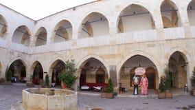 SAFRANBOLU, ΤΟΥΡΚΙΑ - ΤΟ ΜΆΙΟ ΤΟΥ 2015: Παραδοσιακό οθωμανικό από την Ανατολία χωριό φιλμ μικρού μήκους