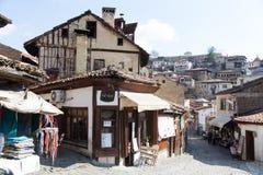 Safranbolu bazar fotografia royalty free