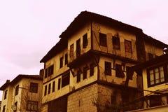 Safranbolu Karabuk TR Turkiye. Karabuk province Safranbolu turkey antique houses Royalty Free Stock Photos