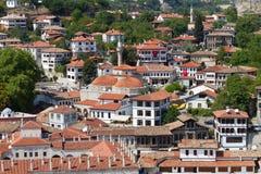 Safranbolu, Turkije stock afbeelding