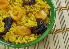 Safranli Piilav Imagem de Stock Royalty Free