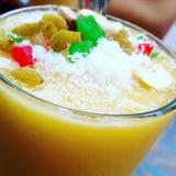 Saft der Mango Lizenzfreie Stockfotos