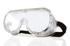 Saftey Goggles Royalty Free Stock Images