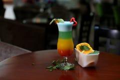 Saftfrucht cockteil Lizenzfreies Stockfoto