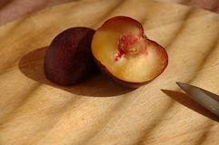 saftig frukt Arkivfoto