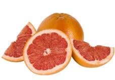 saftig grapefrukt Royaltyfri Fotografi