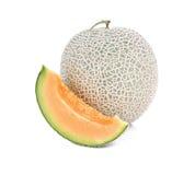 Saftig melon/A saftig honungsmelon för honungsdagg Melon/A från den Japan nollan Royaltyfria Foton