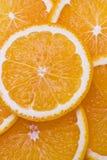 saftig orange för bakgrund Arkivbild