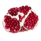 Saftig pomegranate Royaltyfri Fotografi