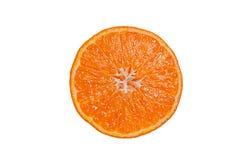 Saftig tangerine Arkivbilder