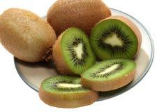 Saftig vitamin-rik kiwi Royaltyfria Bilder
