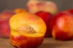 Saftiga och nya frukter Royaltyfria Foton