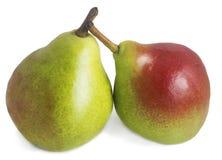 saftiga pears Fotografering för Bildbyråer