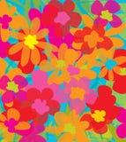 Saftige Blumen Stockfoto