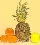 Saftige Früchte Lizenzfreie Stockfotografie