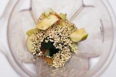 Saftige Frucht und Süßigkeit Stockfotografie