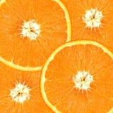 Saftige fruchtige Scheiben Stockfoto