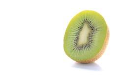 Saftige Kiwi auf Weiß Lizenzfreie Stockbilder