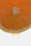 Saftige Orange Stockfoto